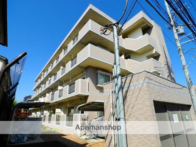 千葉県松戸市、新八柱駅徒歩11分の築10年 4階建の賃貸マンション