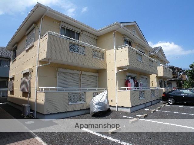 千葉県松戸市、新松戸駅徒歩17分の築16年 2階建の賃貸アパート