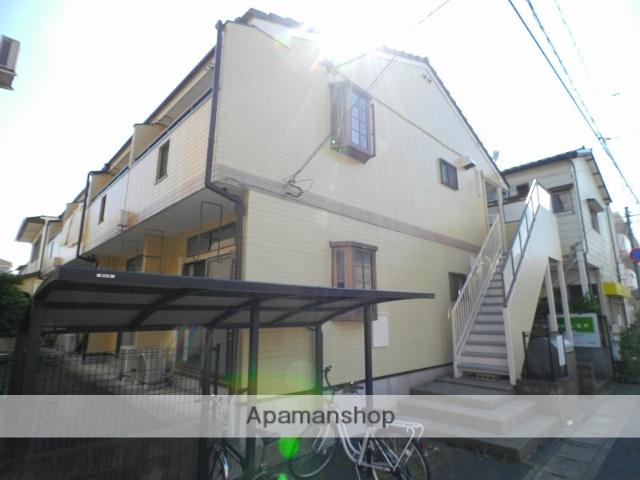 千葉県松戸市、松戸駅徒歩13分の築20年 2階建の賃貸アパート