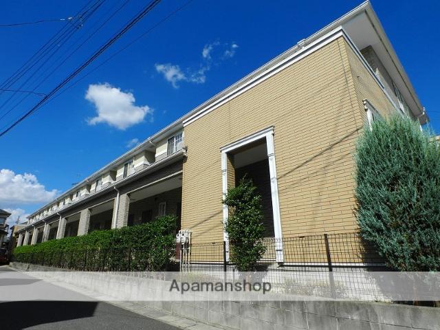 千葉県松戸市、北松戸駅徒歩18分の築10年 2階建の賃貸アパート
