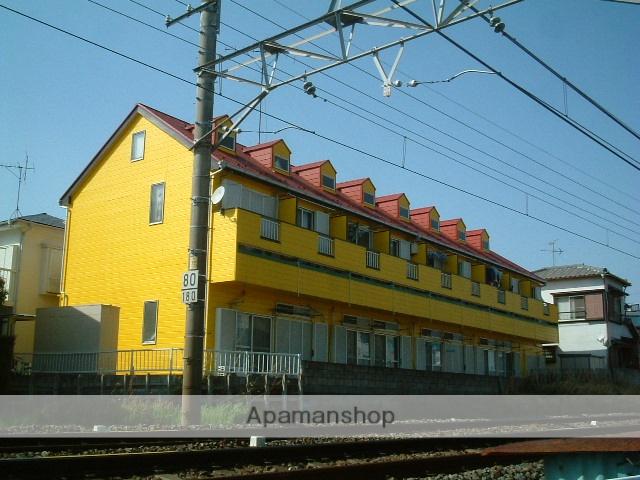 千葉県松戸市、新八柱駅徒歩8分の築33年 2階建の賃貸アパート