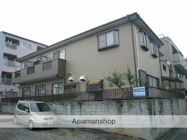千葉県松戸市、松戸駅徒歩9分の築22年 2階建の賃貸アパート