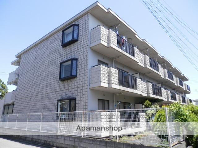 千葉県松戸市、北松戸駅徒歩28分の築27年 3階建の賃貸マンション
