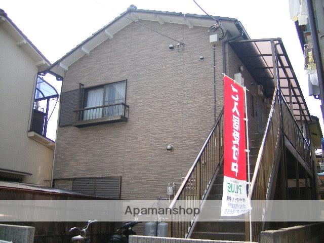 千葉県松戸市、松戸駅徒歩25分の築46年 2階建の賃貸アパート