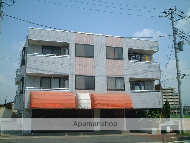 千葉県松戸市、東松戸駅徒歩20分の築16年 3階建の賃貸マンション