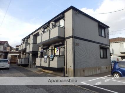 千葉県千葉市稲毛区、新検見川駅徒歩24分の築16年 2階建の賃貸アパート