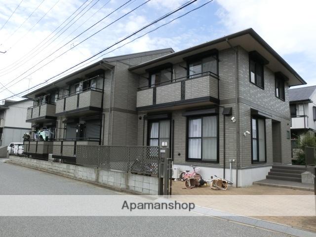 千葉県千葉市稲毛区、新検見川駅徒歩17分の築15年 2階建の賃貸アパート