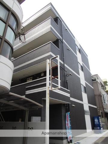 千葉県千葉市稲毛区、稲毛駅徒歩10分の築3年 4階建の賃貸マンション
