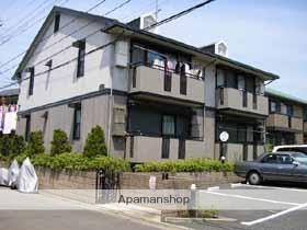 千葉県千葉市稲毛区、新検見川駅徒歩18分の築19年 2階建の賃貸アパート
