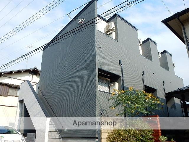 千葉県千葉市稲毛区、穴川駅徒歩12分の築1年 2階建の賃貸アパート