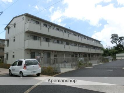 千葉県千葉市稲毛区、四街道駅徒歩17分の築7年 3階建の賃貸アパート