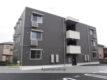 千葉県千葉市中央区、本千葉駅徒歩18分の新築 3階建の賃貸アパート