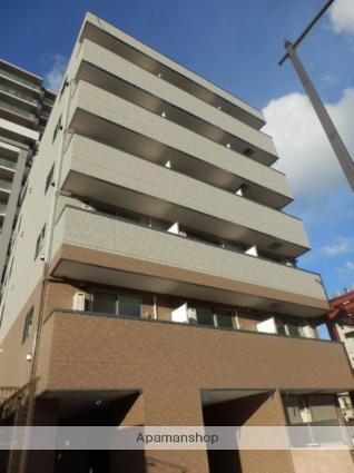 千葉県千葉市中央区、千葉駅徒歩12分の新築 6階建の賃貸マンション