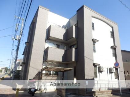 千葉県千葉市稲毛区、西千葉駅徒歩14分の築6年 3階建の賃貸マンション