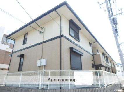 千葉県市川市、市川塩浜駅徒歩20分の築24年 2階建の賃貸アパート