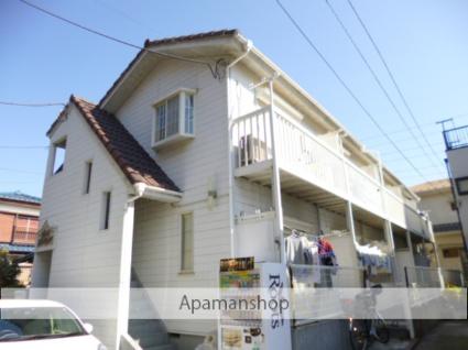 千葉県市川市、行徳駅徒歩12分の築23年 2階建の賃貸マンション