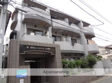千葉県市川市、市川塩浜駅徒歩25分の築28年 3階建の賃貸マンション