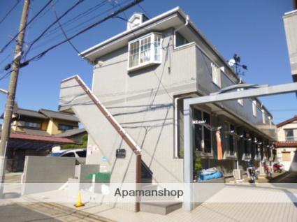 千葉県市川市、市川塩浜駅徒歩30分の築23年 2階建の賃貸アパート