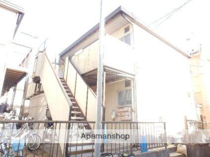 千葉県市川市、市川塩浜駅徒歩28分の築32年 2階建の賃貸アパート