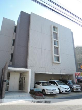 千葉県市川市、浦安駅徒歩18分の築8年 4階建の賃貸マンション