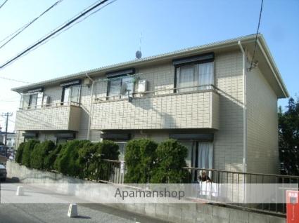 千葉県習志野市、津田沼駅徒歩20分の築23年 2階建の賃貸アパート