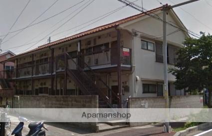 千葉県市川市、南行徳駅徒歩12分の築37年 2階建の賃貸アパート