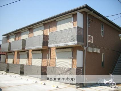 千葉県習志野市、幕張本郷駅徒歩19分の築10年 2階建の賃貸アパート