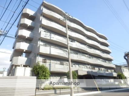 千葉県市川市、市川塩浜駅徒歩15分の築19年 6階建の賃貸マンション