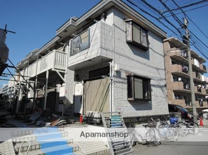 千葉県市川市、新浦安駅徒歩30分の築32年 2階建の賃貸アパート