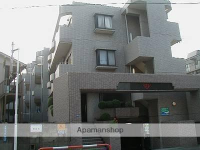 千葉県浦安市、浦安駅徒歩13分の築30年 3階建の賃貸マンション