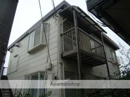 千葉県船橋市、高根木戸駅徒歩16分の築27年 2階建の賃貸アパート