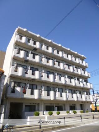 千葉県市川市、市川塩浜駅徒歩21分の築33年 5階建の賃貸マンション