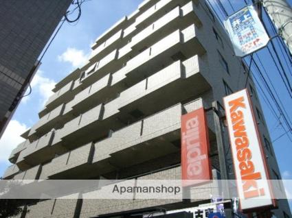 千葉県船橋市、津田沼駅徒歩9分の築20年 7階建の賃貸マンション