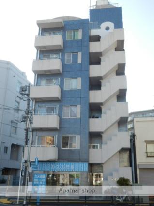 東京都江戸川区、新小岩駅徒歩24分の築27年 6階建の賃貸マンション