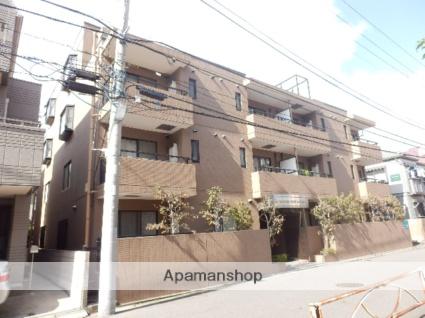 千葉県市川市、市川塩浜駅徒歩27分の築25年 4階建の賃貸マンション