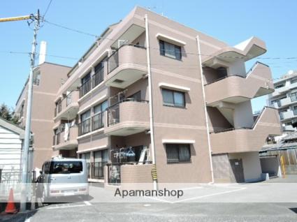 千葉県市川市、南行徳駅徒歩20分の築23年 4階建の賃貸マンション