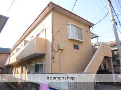 千葉県習志野市、津田沼駅徒歩10分の築23年 2階建の賃貸アパート