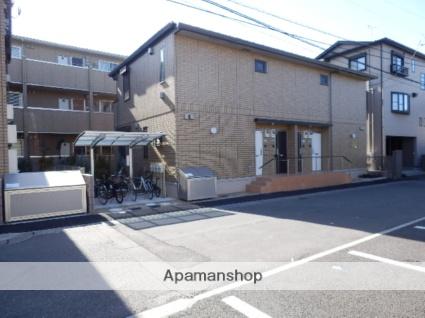 千葉県市川市、浦安駅徒歩16分の築3年 2階建の賃貸アパート
