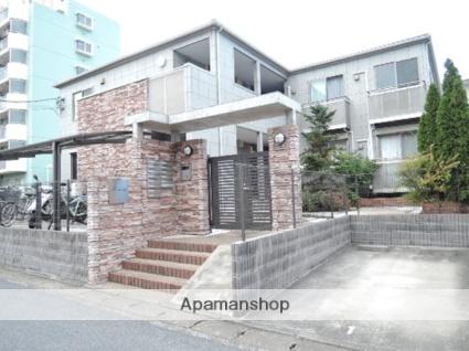 千葉県市川市、行徳駅徒歩14分の築9年 2階建の賃貸アパート