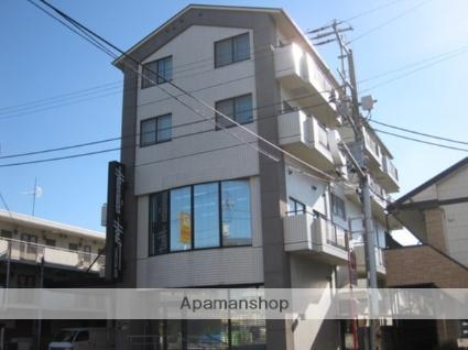 千葉県市川市、南行徳駅徒歩6分の築28年 4階建の賃貸マンション