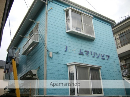 千葉県船橋市、東船橋駅徒歩4分の築29年 2階建の賃貸アパート