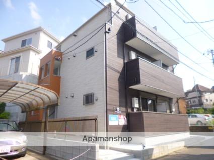 千葉県船橋市、薬園台駅徒歩9分の築2年 3階建の賃貸アパート