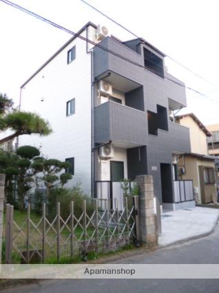 千葉県船橋市、津田沼駅徒歩10分の築2年 3階建の賃貸アパート