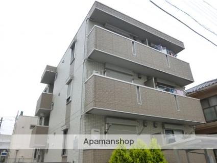千葉県市川市、浦安駅徒歩14分の築25年 3階建の賃貸マンション