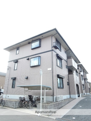 千葉県市川市、行徳駅徒歩24分の築19年 3階建の賃貸アパート