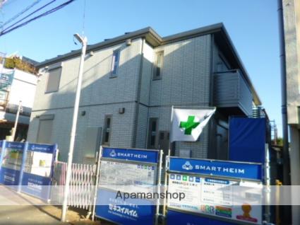 千葉県習志野市、津田沼駅徒歩18分の新築 2階建の賃貸アパート