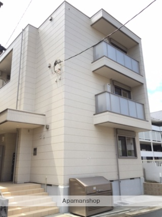 千葉県市川市、南行徳駅徒歩10分の新築 3階建の賃貸アパート
