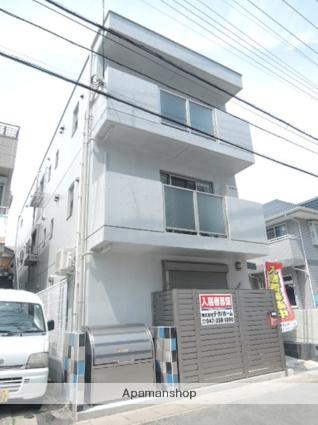 千葉県市川市、南行徳駅徒歩27分の新築 3階建の賃貸マンション
