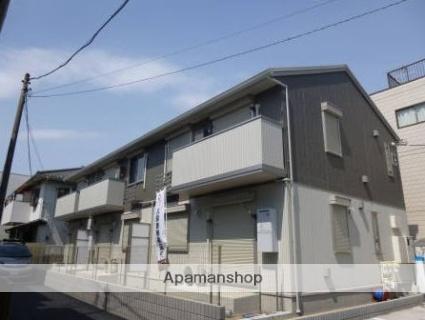 千葉県市川市、下総中山駅徒歩20分の築3年 2階建の賃貸アパート