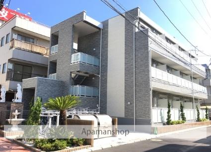 千葉県市川市、南行徳駅徒歩18分の新築 3階建の賃貸マンション